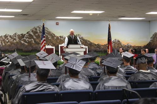 Wheeler Correctional Facility Holds GED Graduation