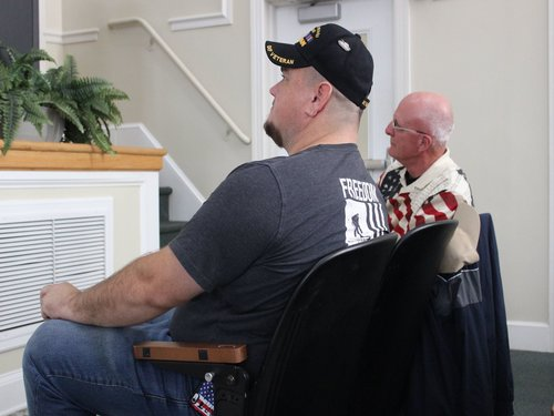 GDC Headquarters Veterans Honored
